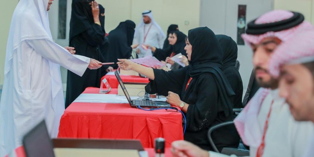 البحرين تتهم إيران باستهداف الانتخابات بـ 40 ألف رسالة إلكترونية