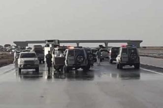 تحذير لمرتادي طريق الساحل - الشعيبة بمكة - المواطن
