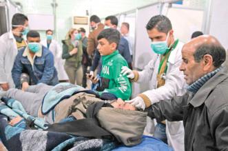 المعارضة السورية تتهم ميليشيات إيران بالهجوم الكيماوي في حلب - المواطن