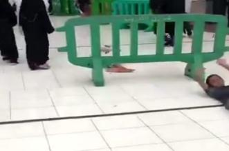 فيديو.. فرحة الأطفال بأمطار الحرم المكي - المواطن