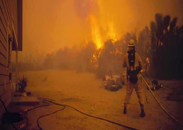 البحث عن ألف مفقود في أسوأ كارثة حريق في غابات كاليفورنيا