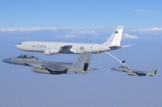 بعد قرار المملكة الاستراتيجي.. تعرف على قدرات التحالف لتزويد مقاتلاته بالوقود جواً - المواطن