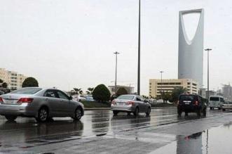 غدق مستمرة بأمطارها الغزيرة على هذه المناطق - المواطن