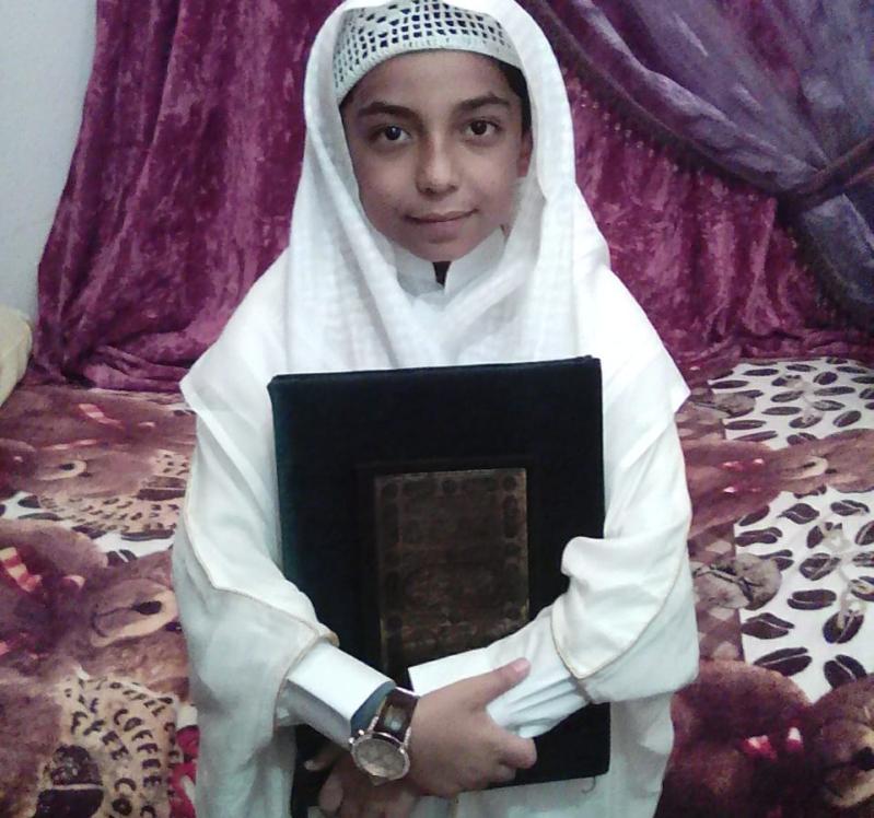 سيف ابن الثامنة يخطف لقب أصغر حفاظ القرآن في جدة
