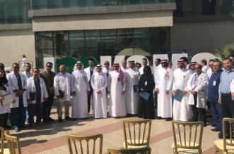 تكريم رؤساء الأقسام ومكتب التواصل بـ سعود الطبية - المواطن