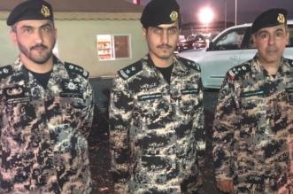 مسعود آل سلمان ملازم أول بأمن المنشآت - المواطن