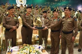 الفريق العمرو يرعى اختتام بطولة تحدي رجال الدفاع المدني - المواطن
