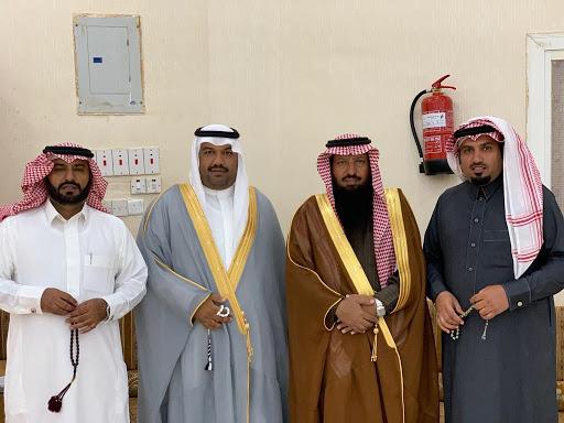 صور.. أسرة آل سالم تحتفل بزواج ابنها جار الله أحد أبطال الحد الجنوبي