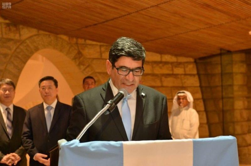 سفير الأرجنتين: رؤية 2030 فرصة لنا ونعمل على تعميق التعاون مع المملكة