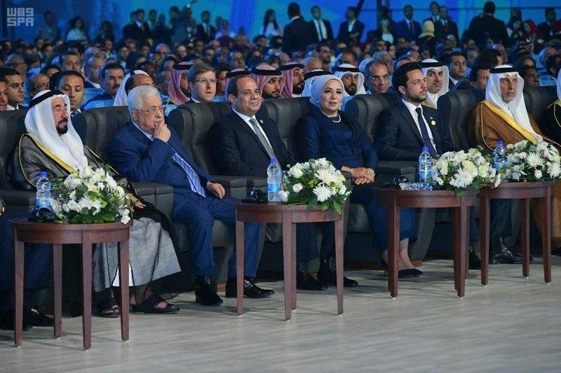 نيابة عن الملك.. الفيصل يشارك في افتتاح منتدى شباب العالم بشرم الشيخ - المواطن