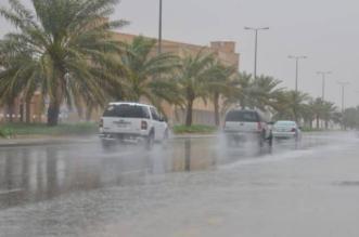 توقع هطول أمطار غزيرة وتساقط للبرد على هذه المناطق.. غدا - المواطن