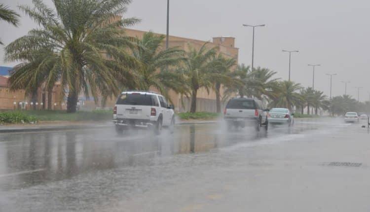 توقع هطول أمطار غزيرة وتساقط للبرد على هذه المناطق.. غدا