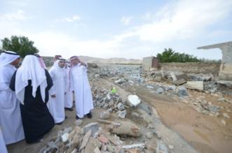 أصدر 8 توجيهات.. أمين مكة المكرمة يقف على الأحياء المتأثرة من السيول - المواطن
