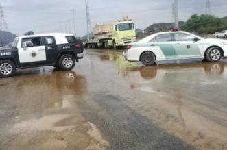 استئناف حركة المرور على طريقي الساحل - المواطن
