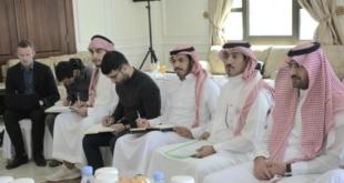 فريق هيئة تطوير عسير يناقش احتياجات خميس مشيط بـ4 لقاءات