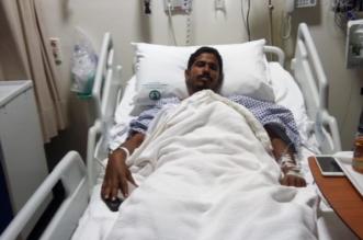 المشغلي لم يحتمل رؤية شقيقه يصارع المرض فتبرع له بإحدى كليتيه - المواطن