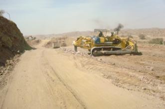 بدء ربط طريقَي الملك خالد والملك عبدالله بتكلفة أكثر من 20 مليون ريال - المواطن
