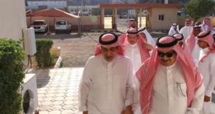 مستشار أمير المدينة المنورة ومحافظ بدر يبحثان احتياجات المحافظة