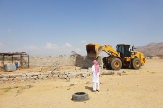 صور.. استعادة 710 آلاف م2 من أراضي الدولة في عسير - المواطن
