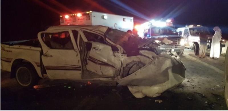 حادث مروري مروع يقتل شخصين ويصيب 4 آخرين في المجاردة - المواطن