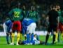 البرازيل ضد الكاميرون