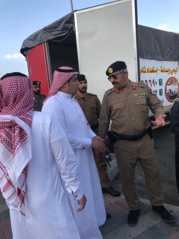 فيديو وصور.. سقوط 35 مخالفًا بعقبة ضلع يؤجرون الجلسات للمتنزهين - المواطن