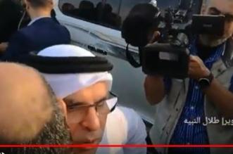فيديو فضيحة.. بعدما دفع الرشوة لحماس سفير قطر : نبي هدوء - المواطن