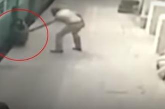 فيديو يحبس الأنفاس.. إنقاذ سيدة علقت بقطار متحرك - المواطن