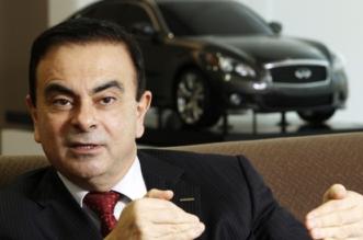 القبض على مدير شركة نيسان كارلوس غصن - المواطن