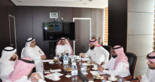 بلدي #الرياض يتابع إجراءات إدخال الكهرباء لمخططات المنح
