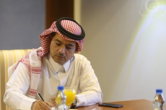 عبدالله بن زنان متحدث النصر سابقًا
