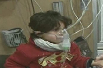 100 حالة اختناق بغازات سامة في حلب - المواطن