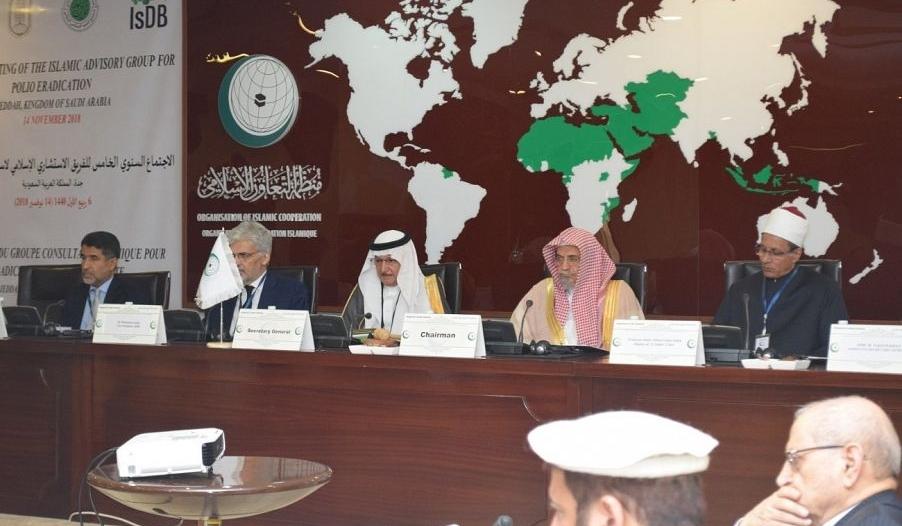 3 هيئات إسلامية : تطعيمات شلل الأطفال لا تتعارض مع الدين