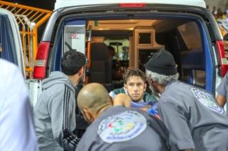 جونز النصر تحت الملاحظة الطبية لمدة 24 ساعة - المواطن