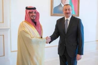 رئيس أذربيجان يستقبل وزير الداخلية ويبحث معه العلاقات الثنائية - المواطن