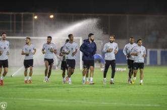 الهلال يُغلق تدريباته قبل مباراة الاتفاق - المواطن