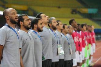 خالد العطوي: هدفنا الأول كان رفع اسم السعودية عاليًا - المواطن