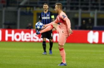 الإنتر ضد برشلونة