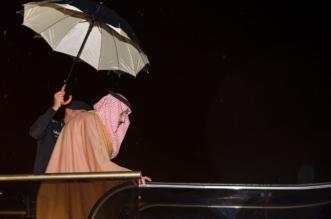 لقطات من مغادرة الملك للقصيم إلى منطقة حائل - المواطن