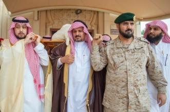 صور.. جموع غفيرة تشيع الشهيد عايد المظيبري في بريدة - المواطن