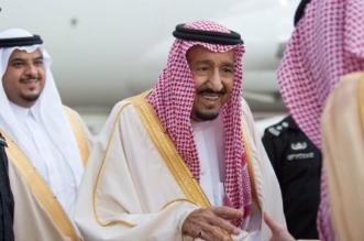 أنورت الرياض بعودة سلمان.. نحمد الله على السلامة دايماً في حفظ باري - المواطن