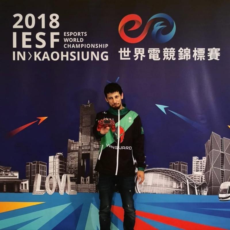 صور.. الأخضر يحقق المركز الأول في بطولة العالم للرياضات الإلكترونية - المواطن