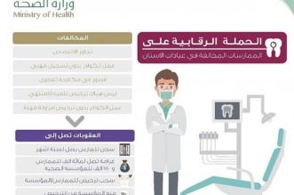 الصحة تبدأ حملة توعوية عن الممارسات المخالفة في عيادات الأسنان - المواطن