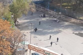 فيديو وصور.. هجوم انتحاري يقتل 6 ويصيب العشرات في كابول - المواطن