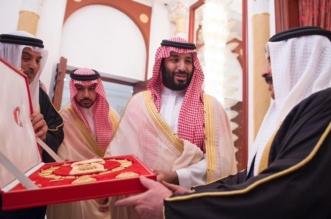 ماذا تعرف عن أعلى وسام في البحرين الذي حصل عليه ولي العهد؟ - المواطن