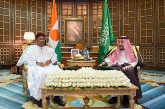 الملك يستعرض آفاق التعاون الثنائي مع رئيس النيجر - المواطن