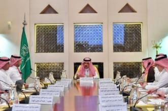 صور.. أمير الرياض يتابع تنفيذ برنامج تطوير وزارة الداخلية - المواطن