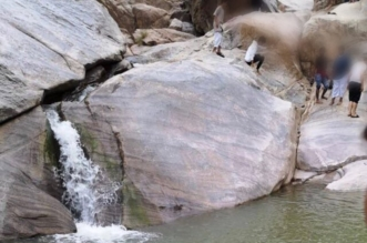 وفاة شاب غرقًا بتجمع مياه صخري بمكة - المواطن