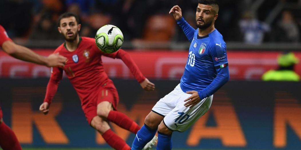 لقاء إيطاليا ضد البرتغال .. أبطال أوروبا يُسقطون الأتزوري في فخ التعادل