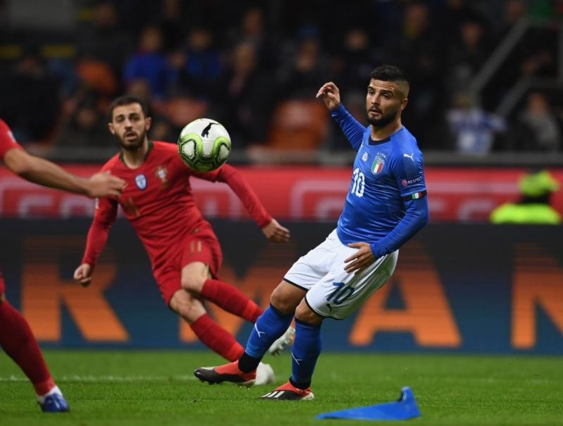 إيطاليا ضد البرتغال